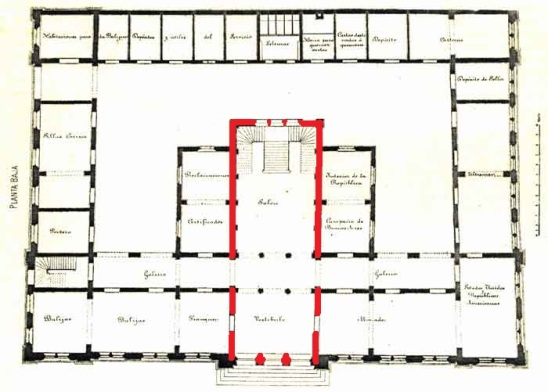 plano hall