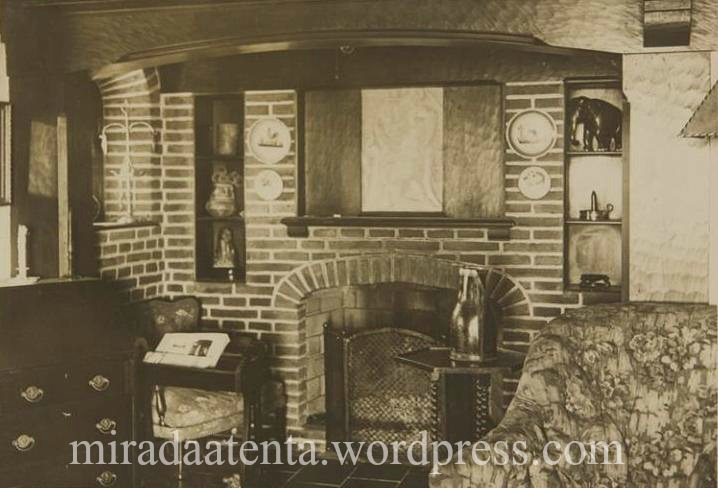 COEUR VOLANT FIREPLACE